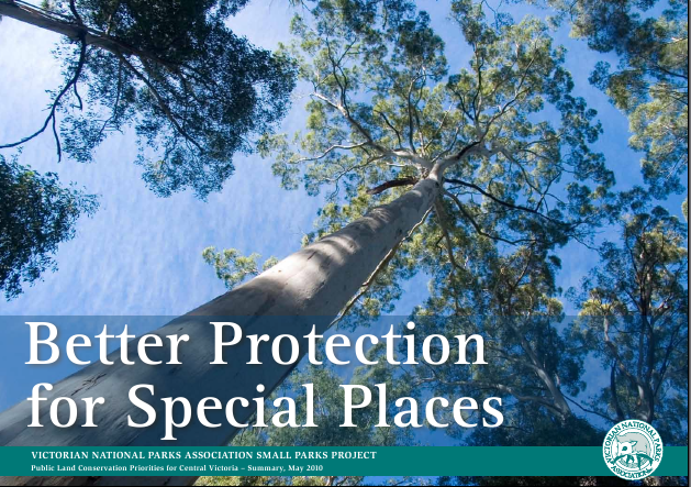 Cover image: Candlebark in the Wombat State  Forest - photo courtesy Tibor Hegedis, Wombat Forestcare